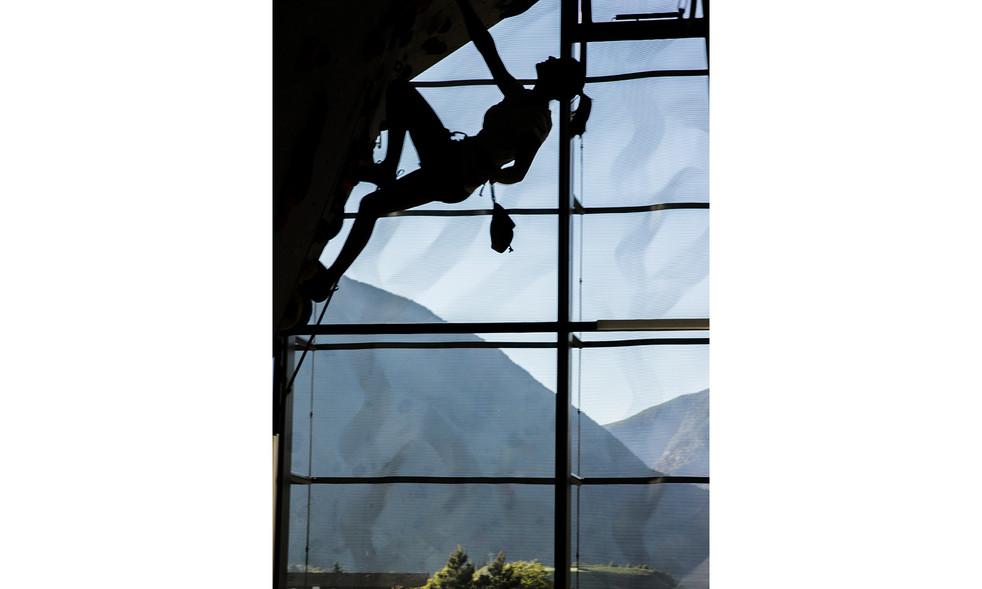 Kletterhalle Vertikale Brixen