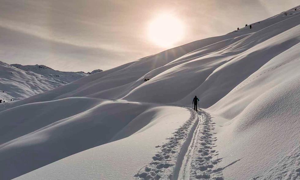 Skitour Nordtirol