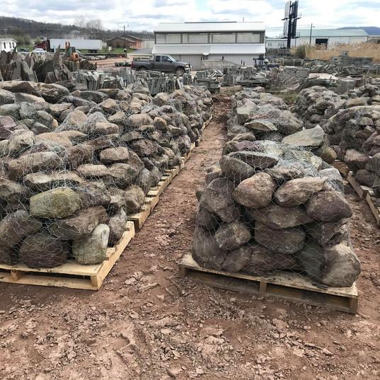 Small 1- Man Boulders