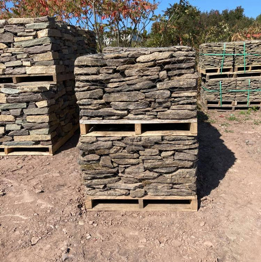 Thin Creekstone Half Pallets