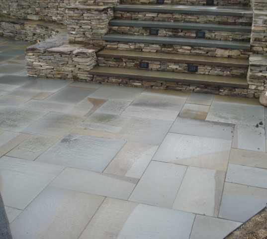 Full Color Thermal Pattern & PA Thin Fieldstone