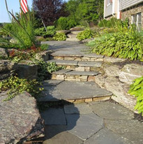 Full Color Standup & PA Fieldstone Side by Sides