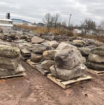 Large 2-3 per Boulders
