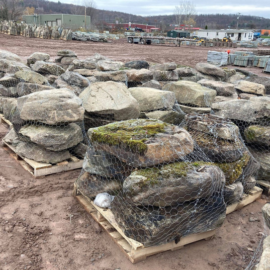 Medium Boulders