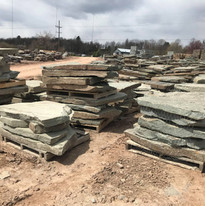 Colonial/Flagstone Steppers