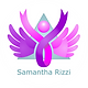 Samantha Rizzi - Logo Fundo Circular Bra