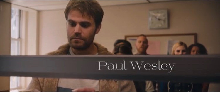 """Paul Wesley """"Fabled"""""""