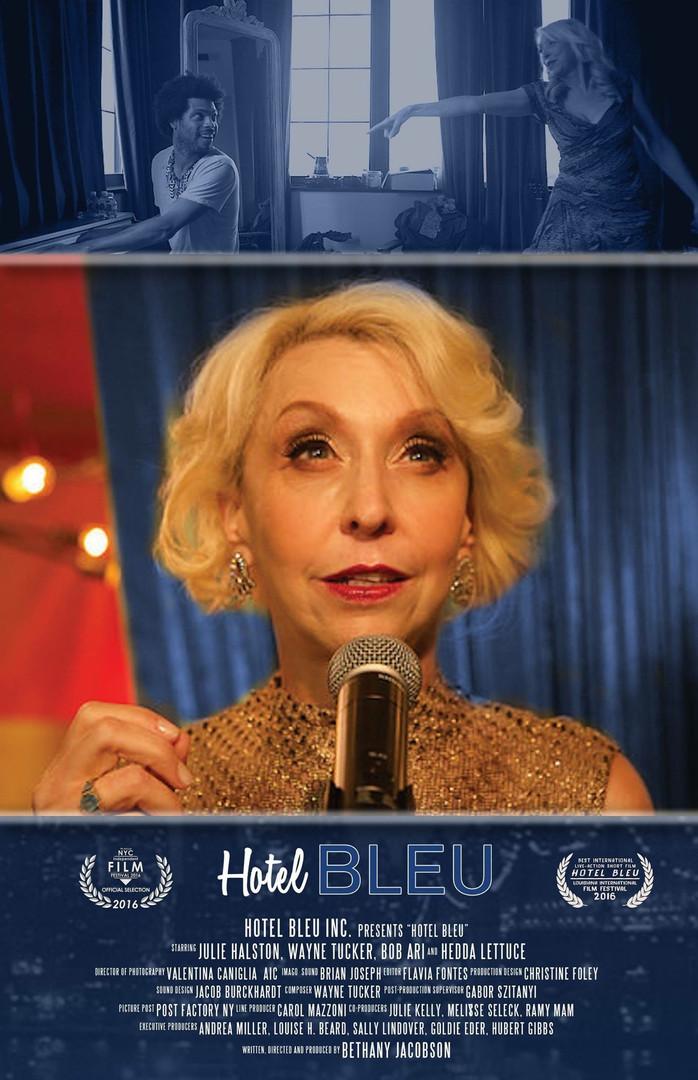 """""""Hotel Bleu"""""""