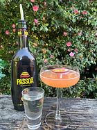 Pornstar (passionfruit) Martini