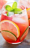 Strawberry Mint G&T
