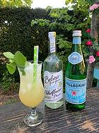 Apple, Elderflower and Mint Sparkle (Mocktail)