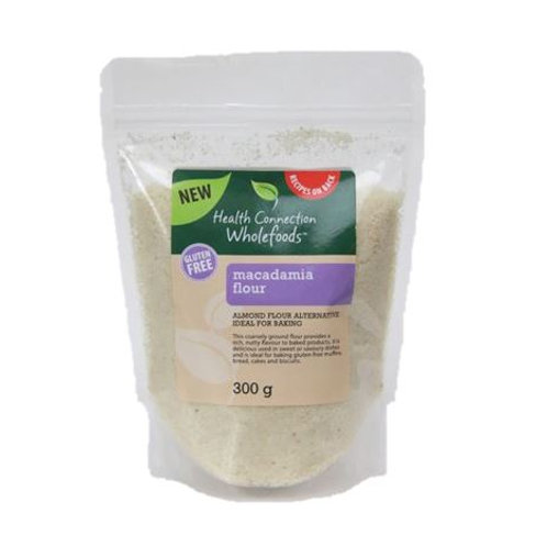 Macadamia Flour 300g - Health Connection