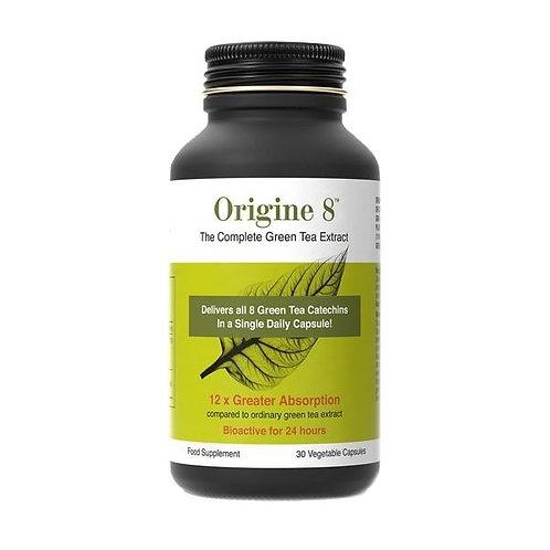 Origine 8 Green Tea Extract 30 Capsules - Coyne