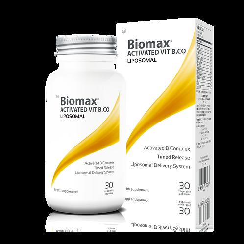 Liposomal Activated Vitamin B Complex - Biomax