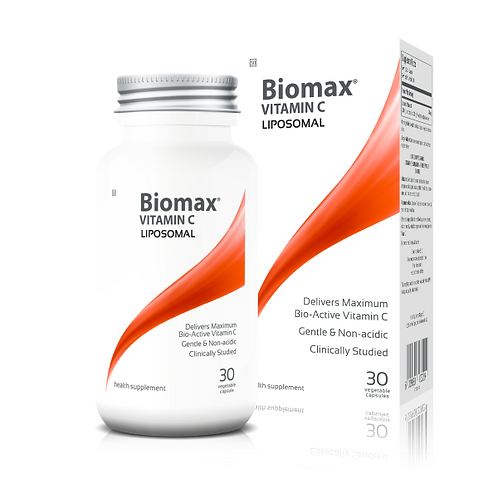 Liposomal Vitamin C Capsules - Biomax