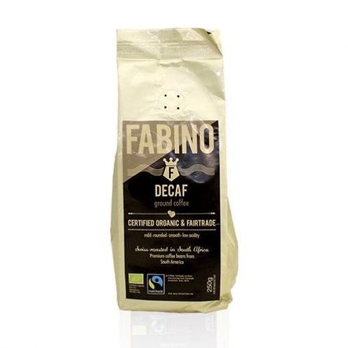 Organic Decaf Coffee - Fabino
