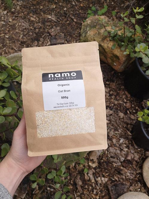 Organic Oat Bran - Namo Health