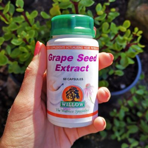 Grape Seed Extract Capsules - Willow