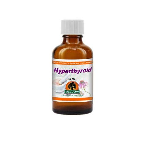 Hyperthyroid - Willow