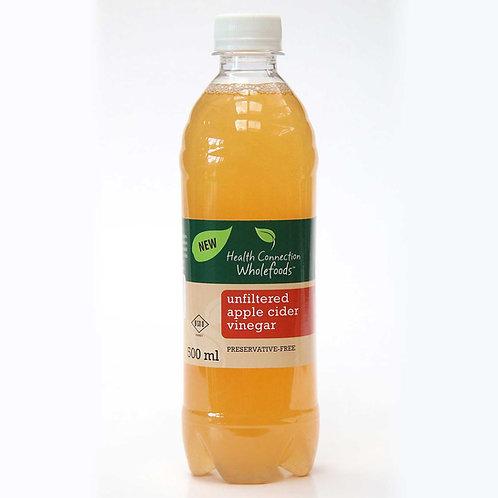 Unfiltered Apple Cider Vinegar - Health Connection