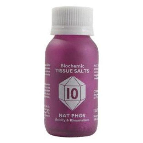 Nat Phos Tissue Salt #10 - Natura