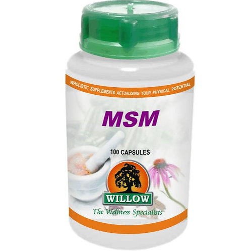 MSM Capsules - Willow