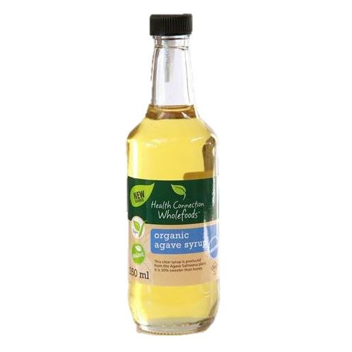 Organic Agave Syrup 250ml - Health Connection