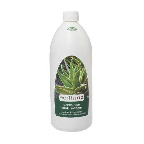 Gentle Aloe Fabric Softener - Earth Sap