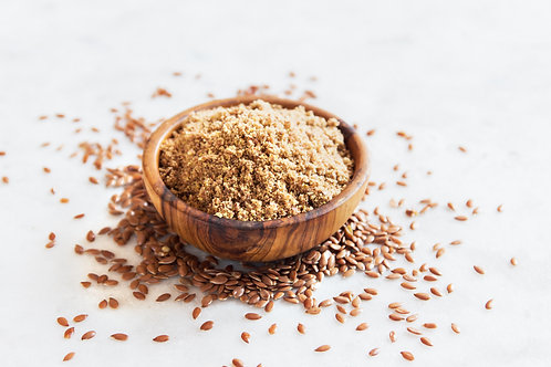 Golden Flaxseed Powder 500g - Health Connection