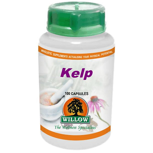 Kelp Capsules - Willow