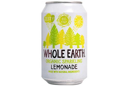 Organic Sparkling Lemonade - Whole Earth