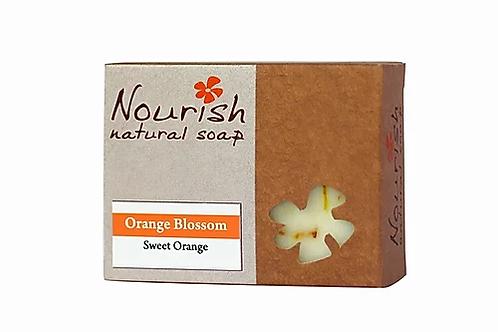 Orange Blossom Soap - Nourish Natural Soap