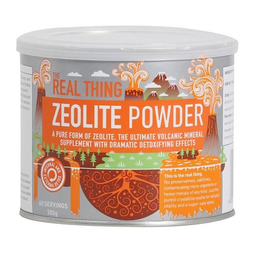 Zeolite Powder - The Real Thing