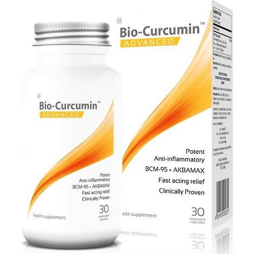 Bio-Curcumin Advanced 30 Capsules - Coyne