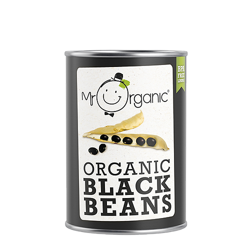 Organic Black Beans - Mr Organic