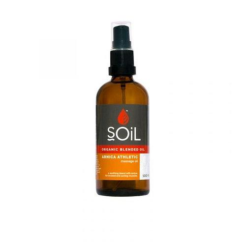 Athletic Massage Oil 100ml - Soil