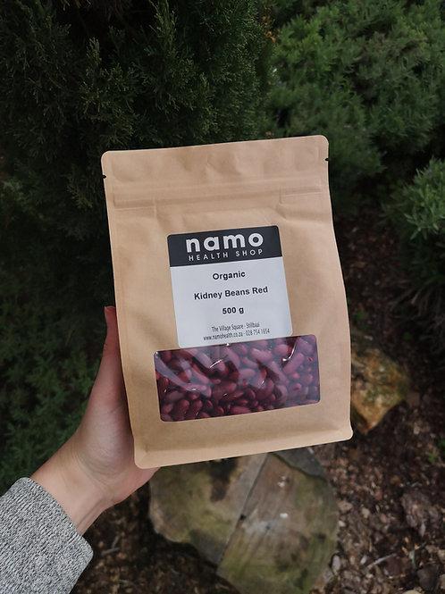 Organic Red Kidney Beans - Namo Health
