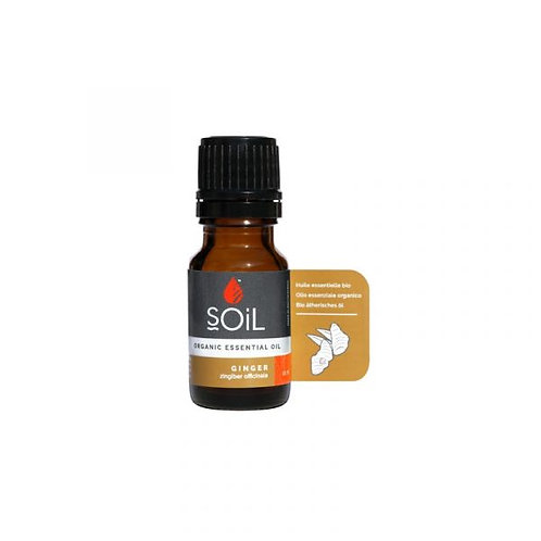 Organic Tea Tree Essential Oil - Soil