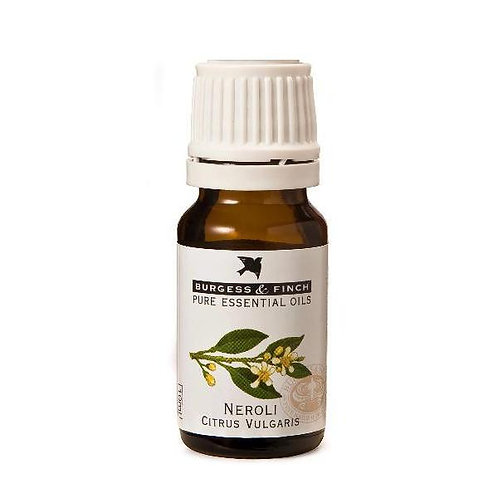 Neroli Essential Oil 10ml - Burgess & Finch