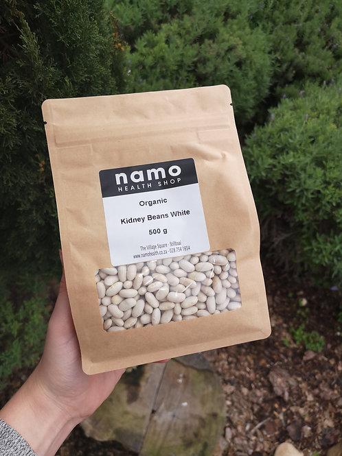 Organic White Kidney Beans - Namo Health
