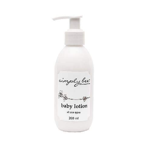 Baby Lotion 200ml - Simply Bee