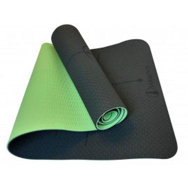 Eco-friendly TPE Yoga Mat - Samasthiti