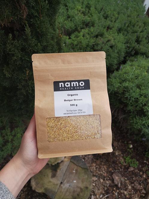 Organic Bulgar Wheat - Namo Health