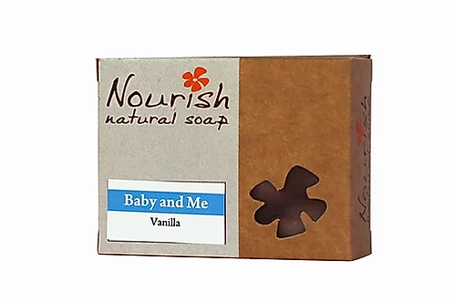 Baby and Me Soap - Nourish Natural Soap