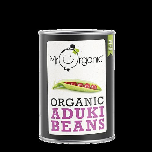 Organic Aduki Beans - Mr Organic