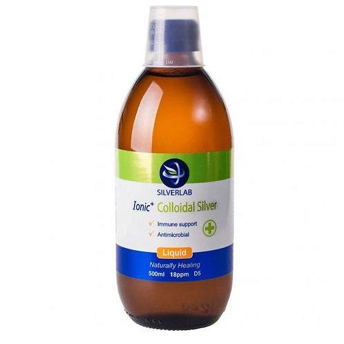 Colloidal Silver Liquid 500ml - Silver Lab