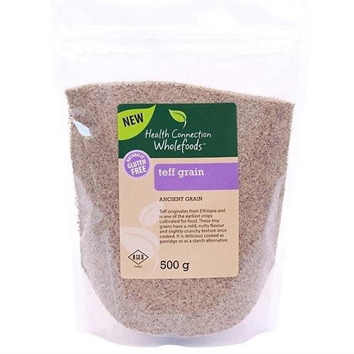 Teff Grain 500g - Health Connection