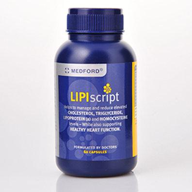 Lipiscript Capsules - Medford