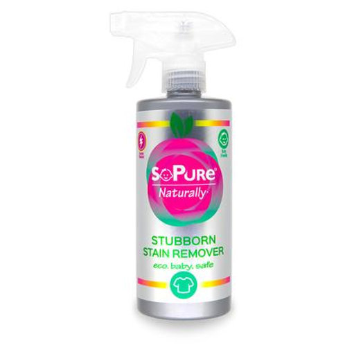 Stubborn Stain Remover - So Pure