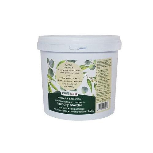 Eucalyptus & Rosemary Laundry Powder - Earth Sap